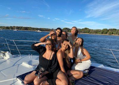 Fun party cruises gold coast